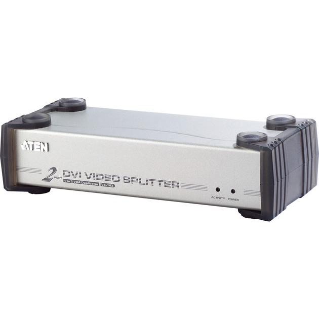 Distributeur vidéo 2-Port VS-162, Répartiteurs &, commutateurs