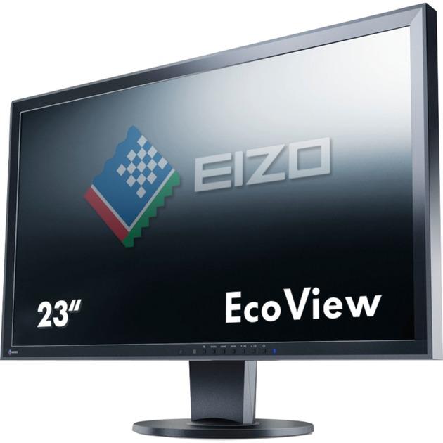 FlexScan EV2316WFS3 23 Full HD TN Noir écran plat de PC, Moniteur LED