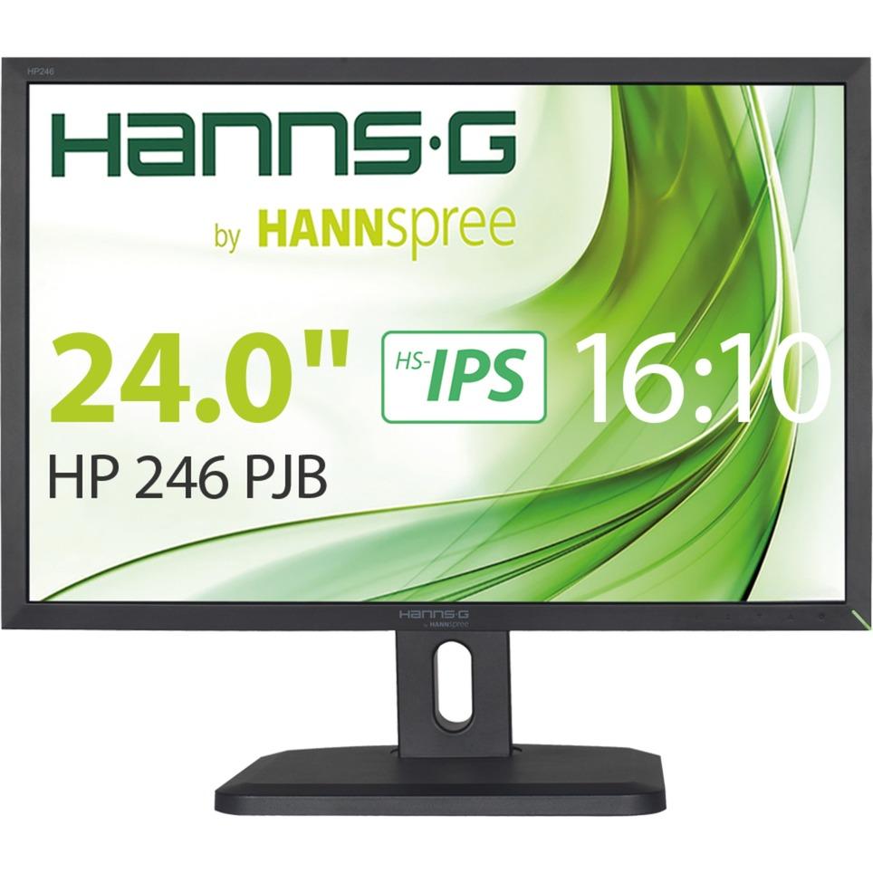 HP246PJB, Affichage LED