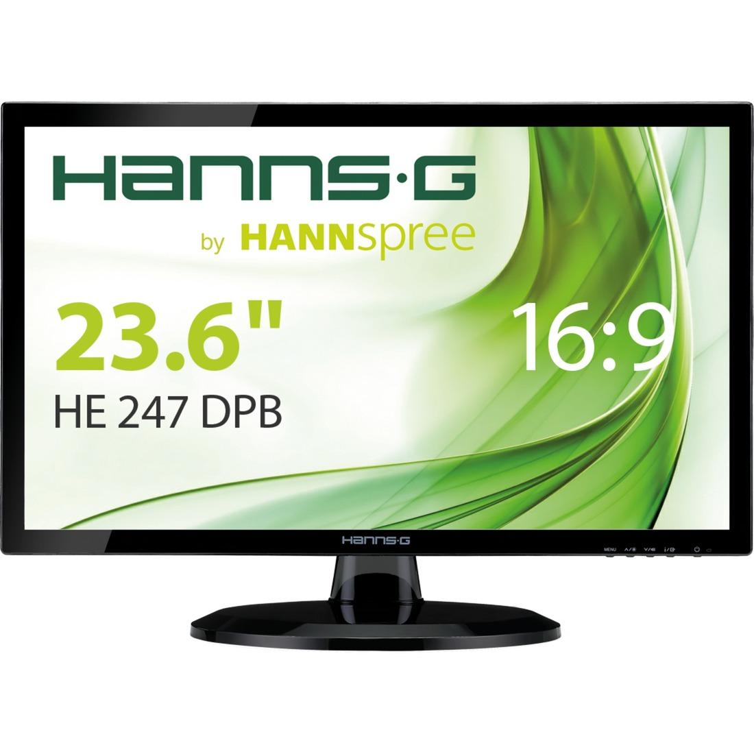 Hanns.G HE247DPB 23.6