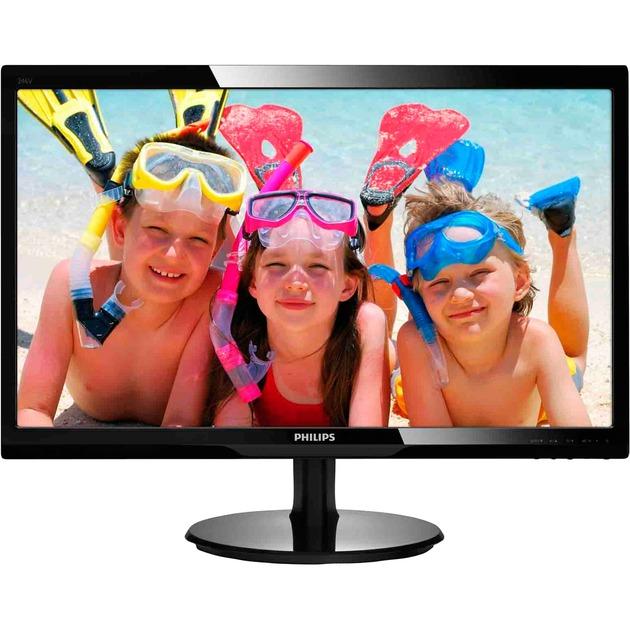 Moniteur LCD 246V5LHAB/00, Moniteur LED
