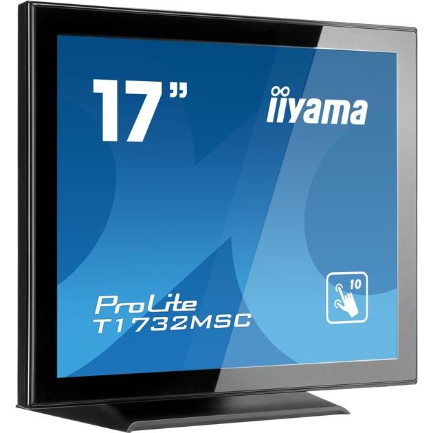 ProLite T1732MSC-B1X, Écran LCD