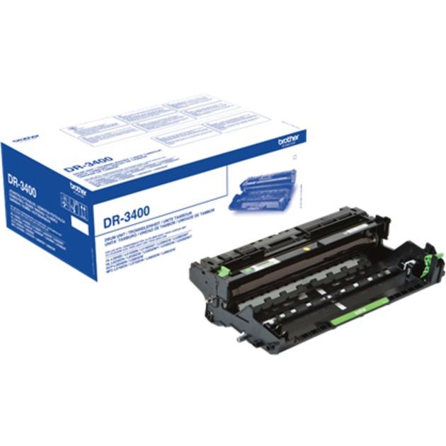 DR-3400 50000pages Noir, Blanc tambour d'imprimante