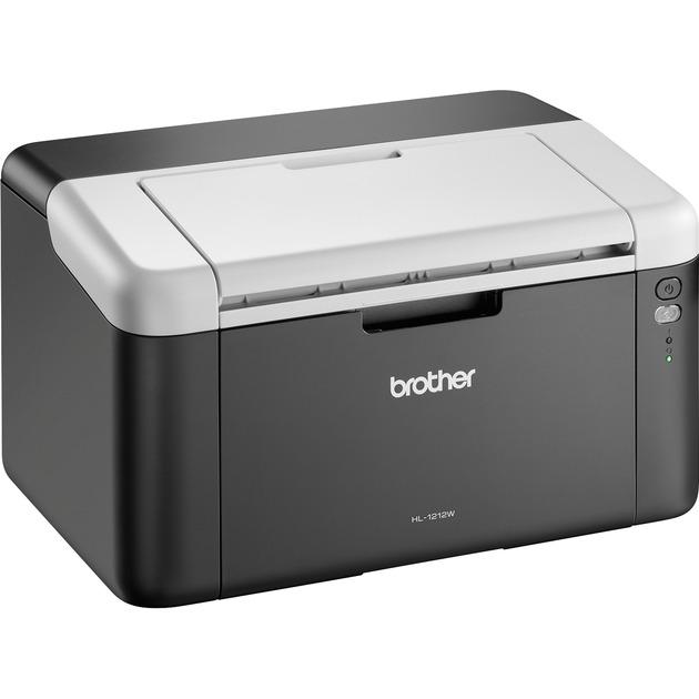 HL-1212W 2400 x 600DPI A4 Wifi imprimante laser