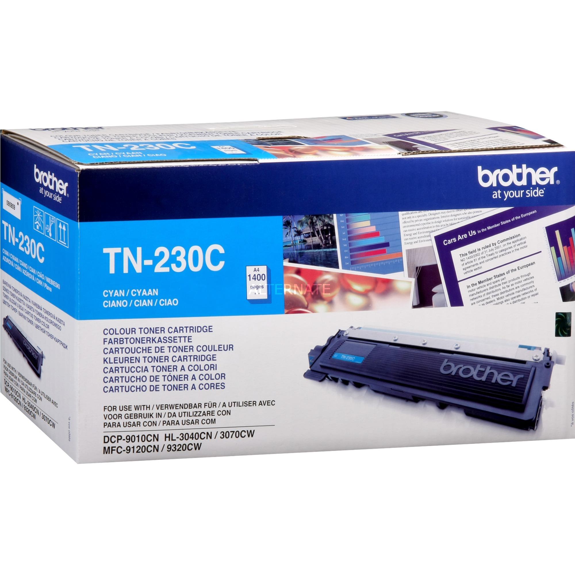 TN-230C - Toner cyan