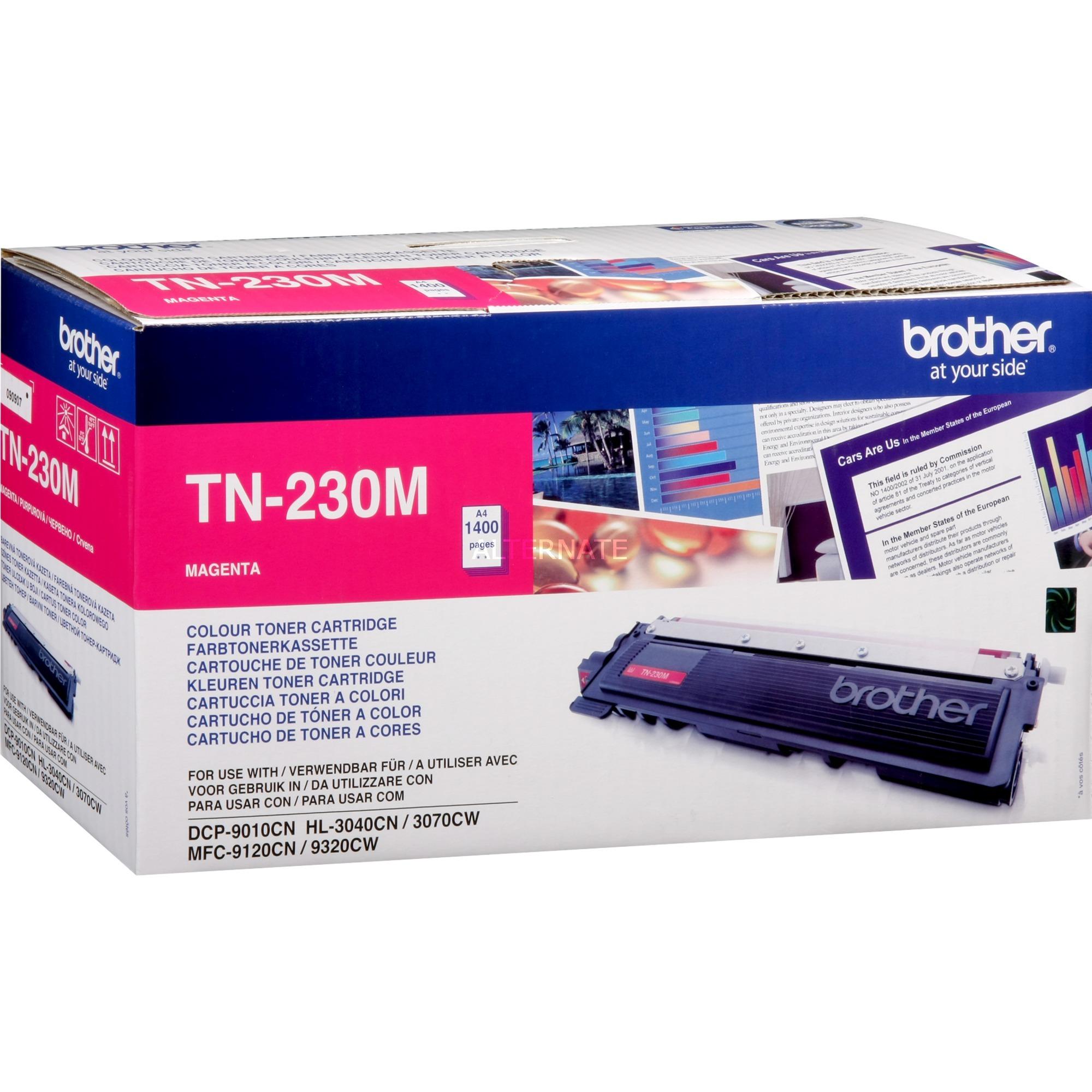 TN-230M - Toner Magenta