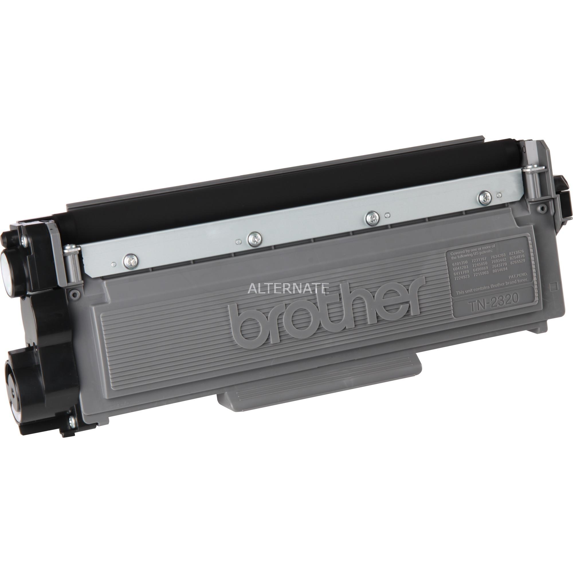 TN-2320 Toner laser 2600pages Noir cartouche toner et laser