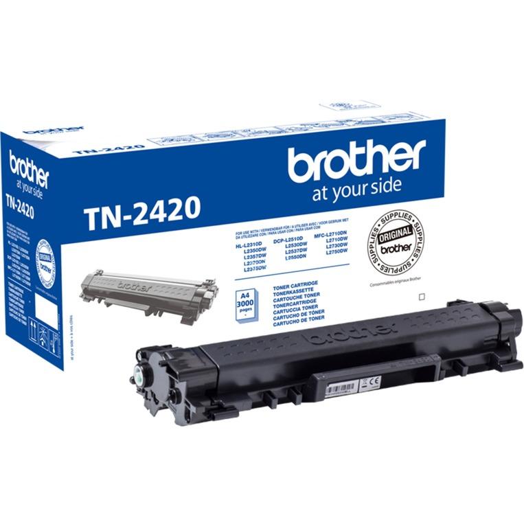 TN-2420 Cartouche laser 3000pages Noir cartouche toner et laser