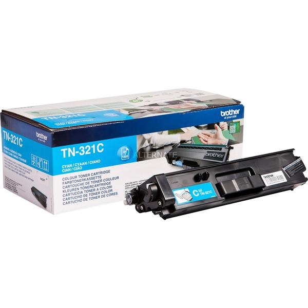 TN-321C Toner laser 1500pages Cyan cartouche toner et laser