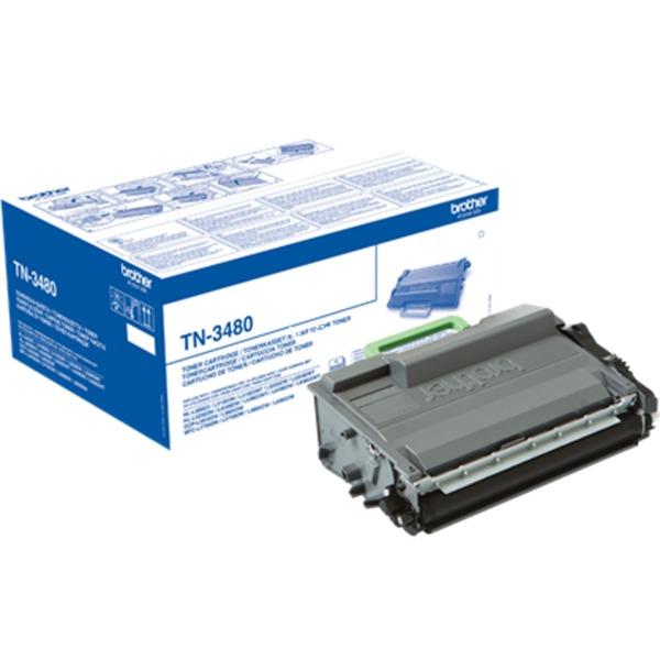 TN-3480 Cartouche laser 8000pages Noir cartouche toner et laser