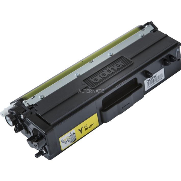 TN-421Y Cartouche laser Jaune cartouche toner et laser