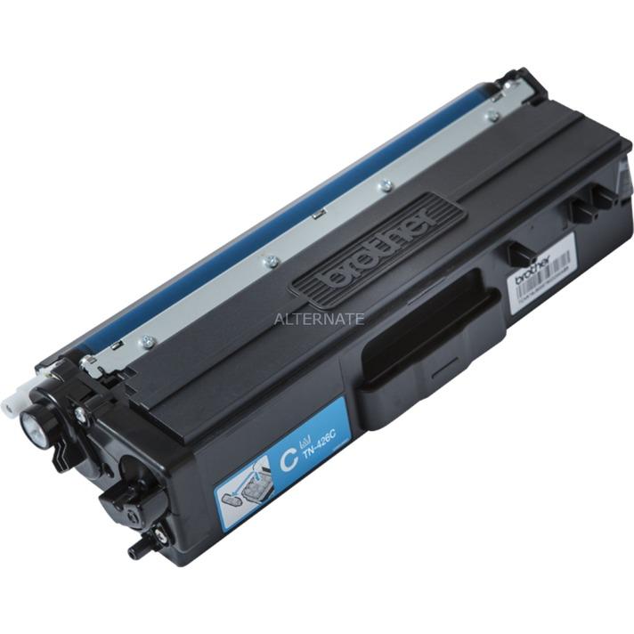 TN-426C Cartouche laser 6500pages Cyan cartouche toner et laser