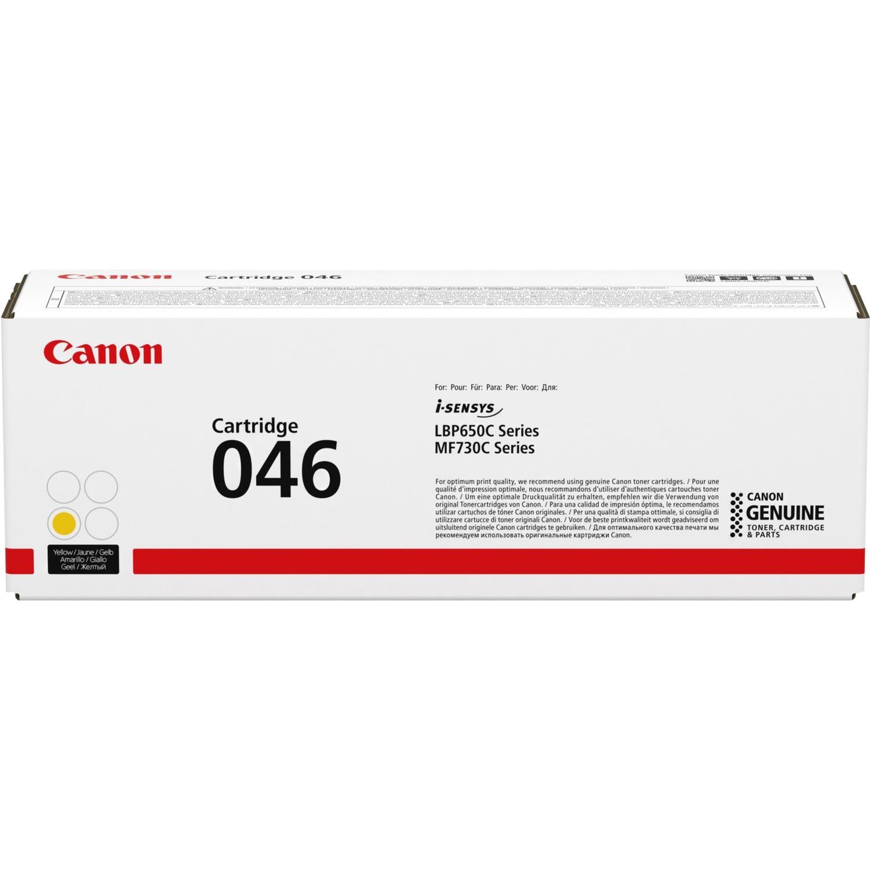 046 Cartouche laser 2300pages Jaune, Toner