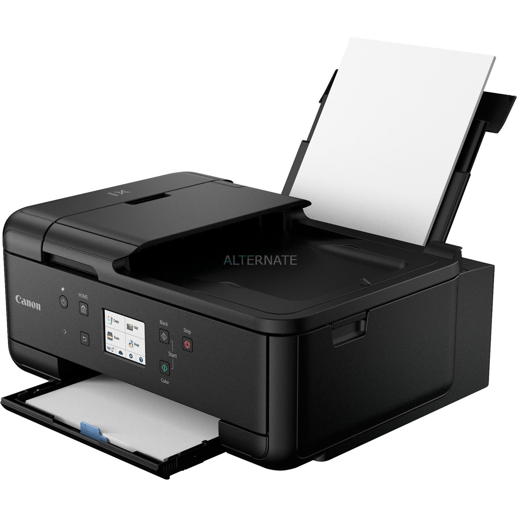 PIXMA TR7550 4800 x 1200DPI Jet d'encre A4 Wifi, Imprimante multifonction