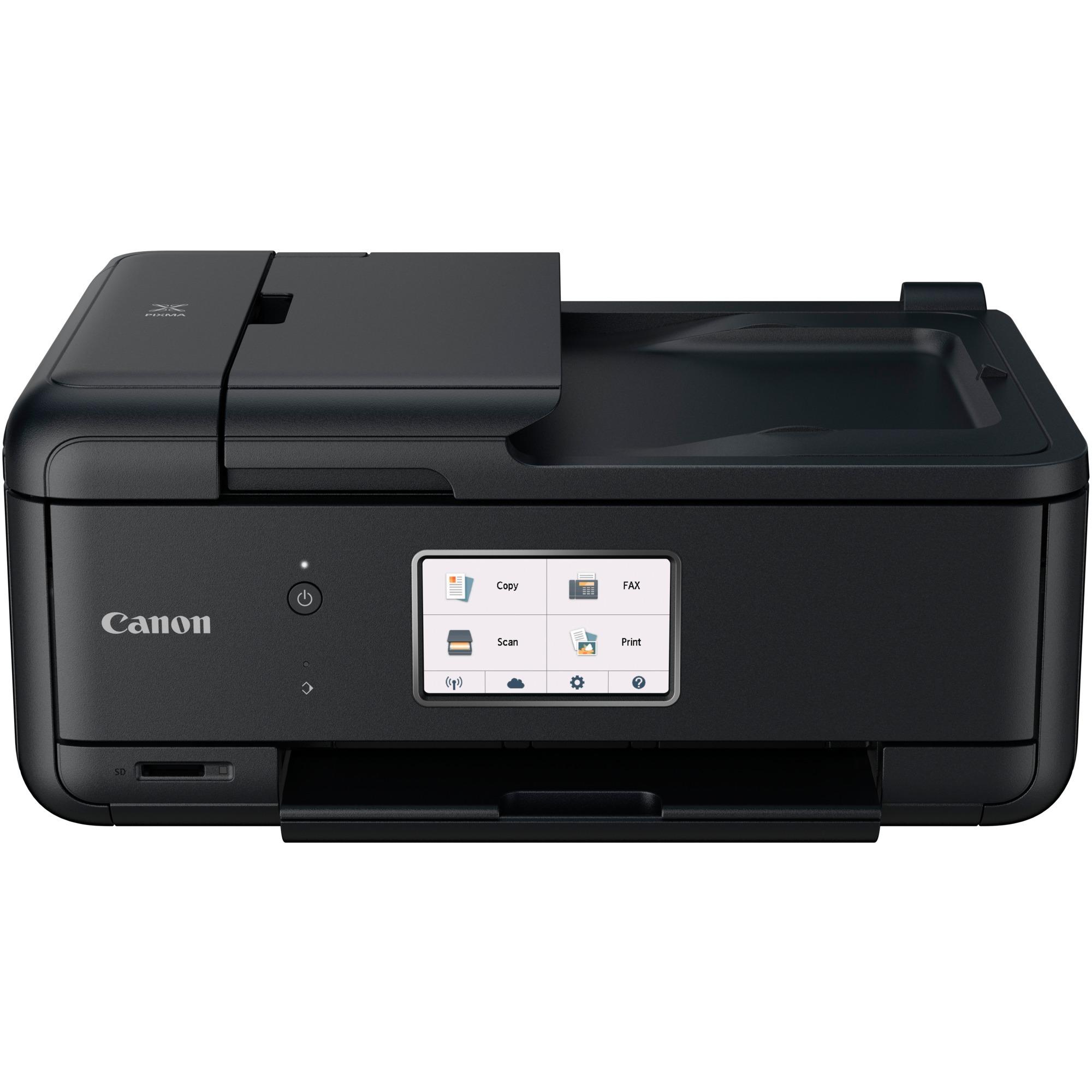 PIXMA TR8550 4800 x 1200DPI Jet d'encre A4 Wifi, Imprimante multifonction