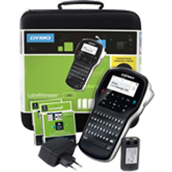 LabelManager 280 + Case Transfert thermique imprimante pour étiquettes, Étiqueteuse