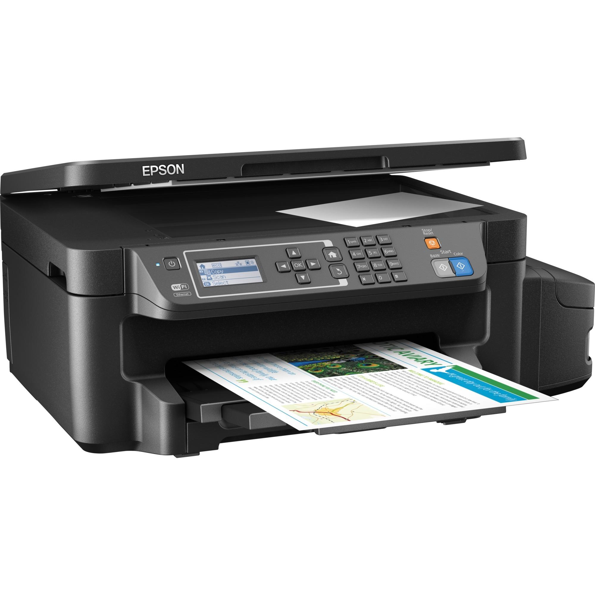 EcoTank ET-3600 Couleur 4800 x 1200DPI A4 Wifi imprimante jets d'encres, Imprimante multifonction