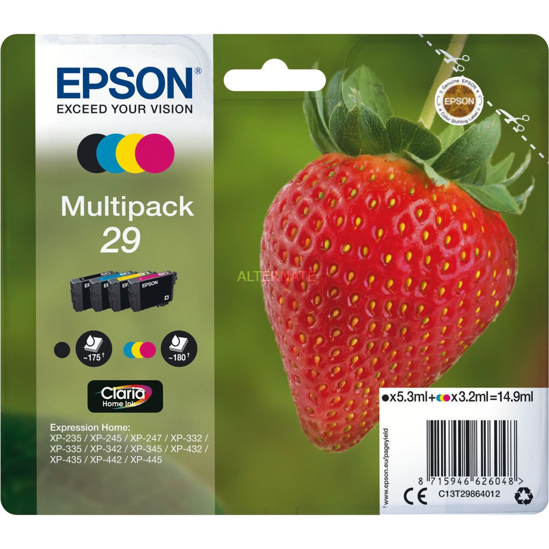 Tinte Multipack C13T29864012, Encre