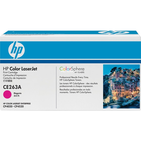 648A toner LaserJet magenta authentique