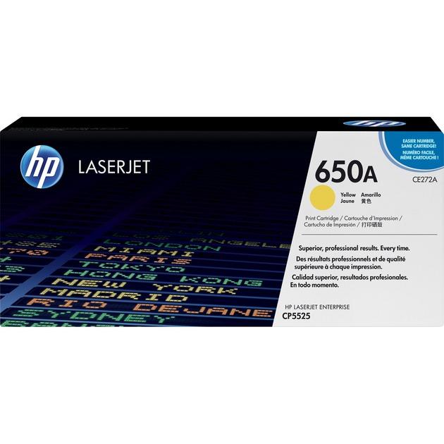 650A - Cartouche Laserjet - Jaune, Toner