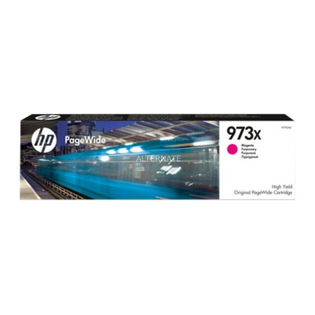 973X cartouche PageWide Magenta grande capacité authentique, Encre