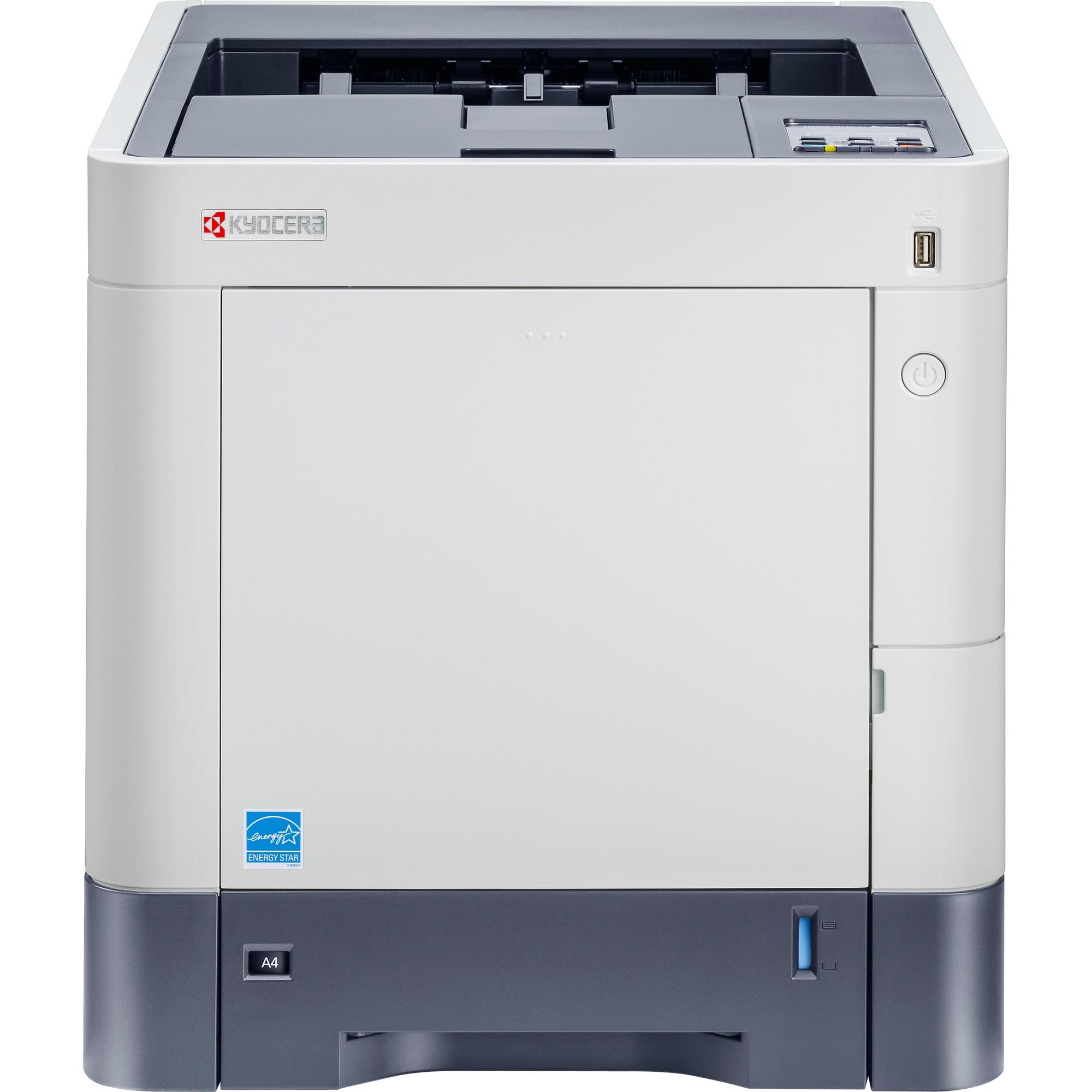 P6130cdn Couleur 9600 x 600DPI A4, Imprimante laser couleur