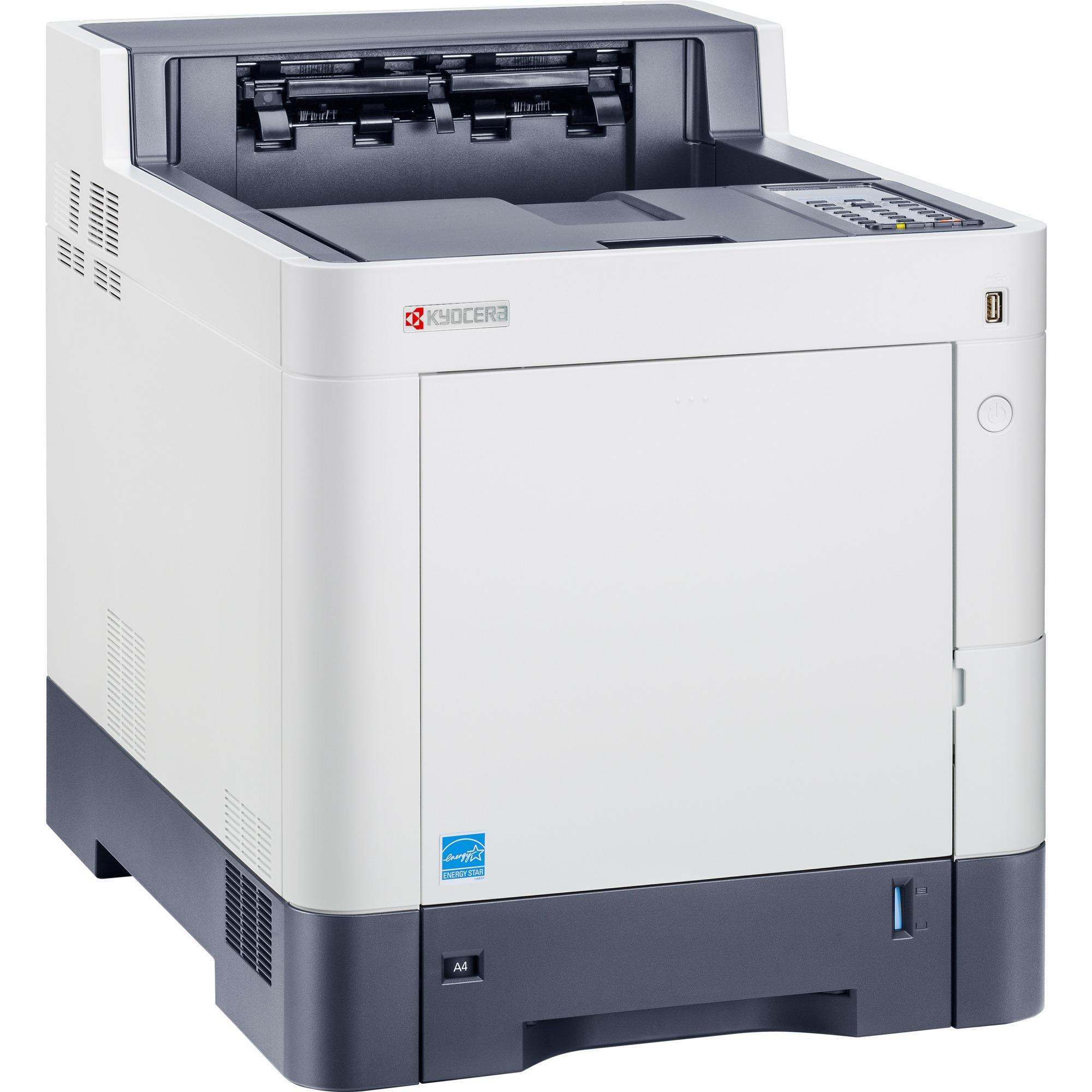 P7040cdn Couleur 9600 x 600DPI A4, Imprimante laser couleur