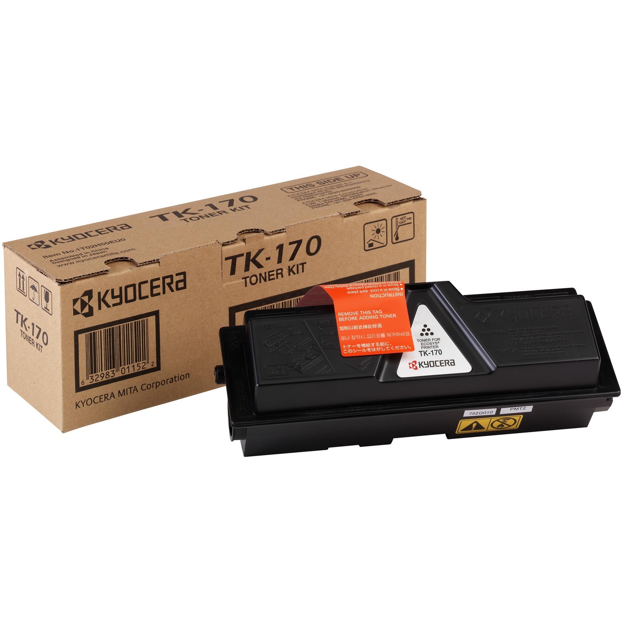TK-170 Cartouche laser 7200pages Noir, Toner