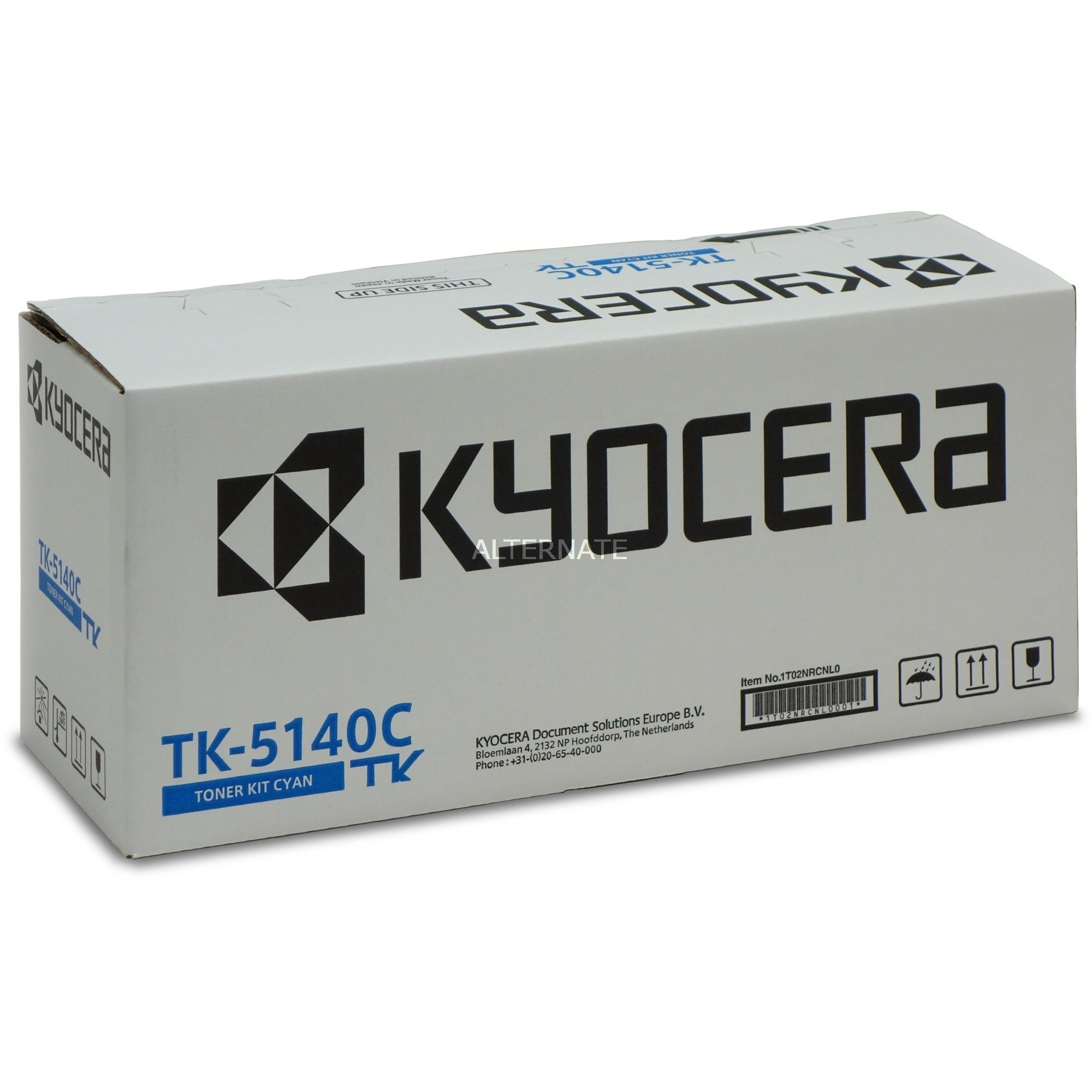 TK-5140C 5000pages Cyan, Toner