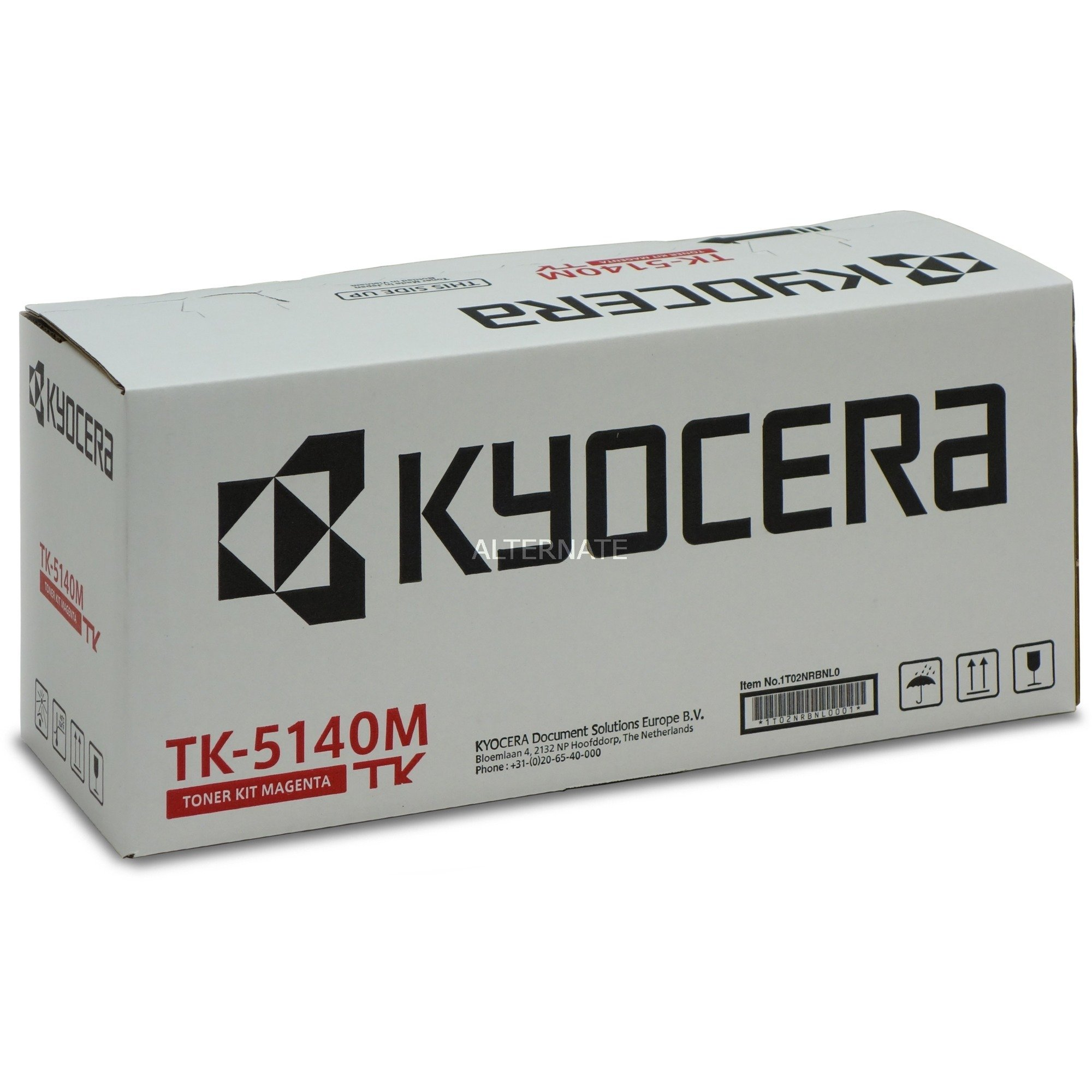 TK-5140M 5000pages Magenta, Toner