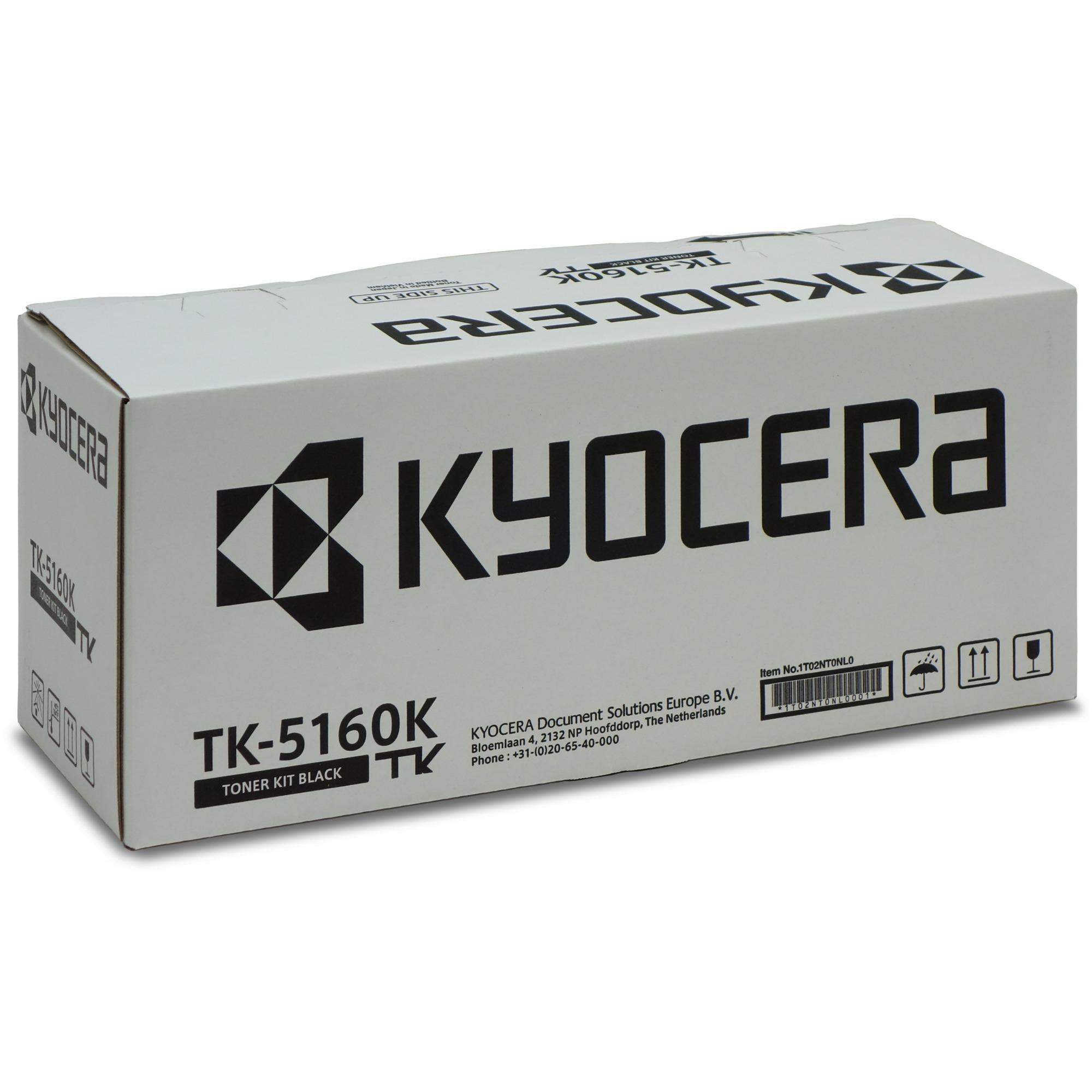 TK-5160K Toner laser 16000pages Noir