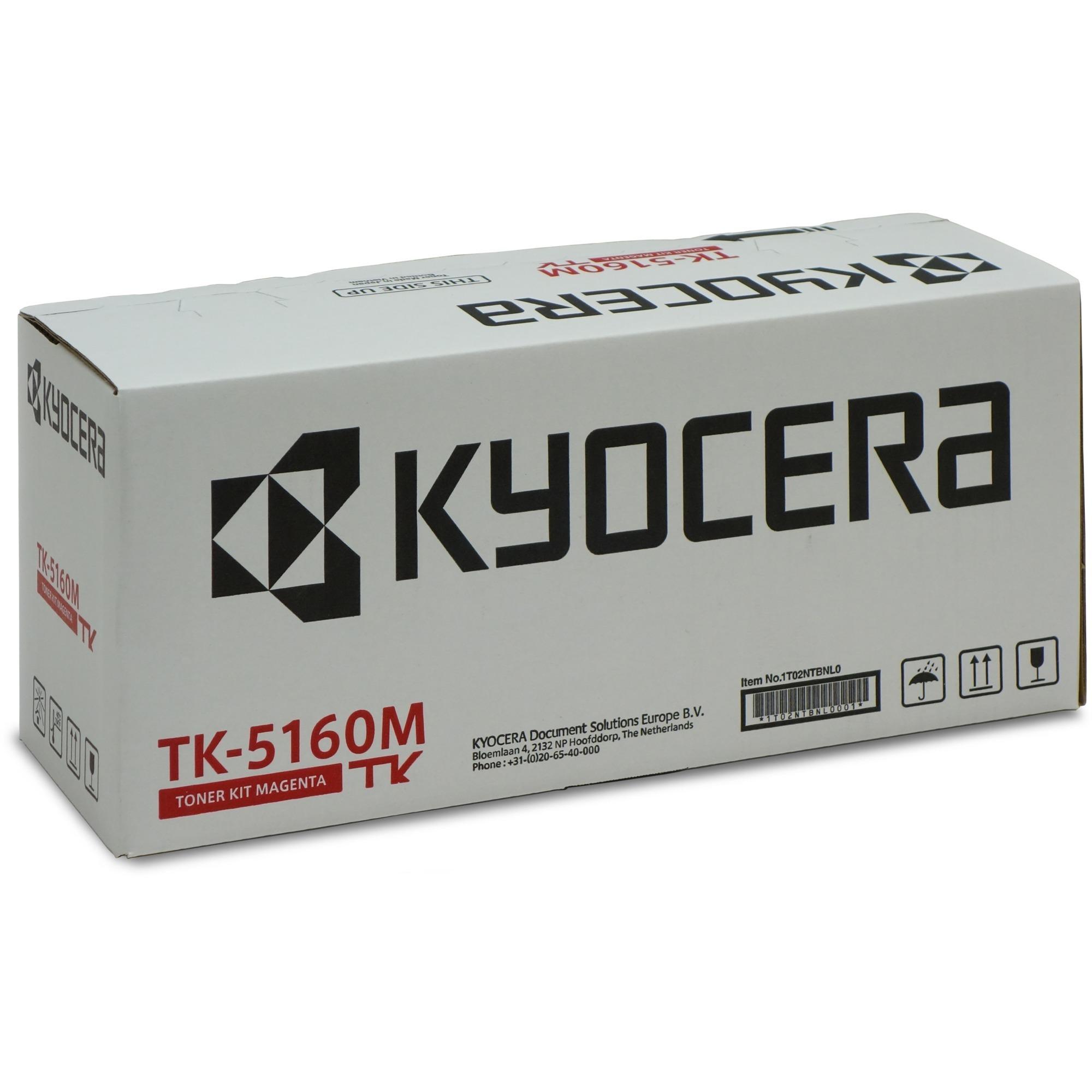 TK-5160M Toner laser 12000pages Magenta