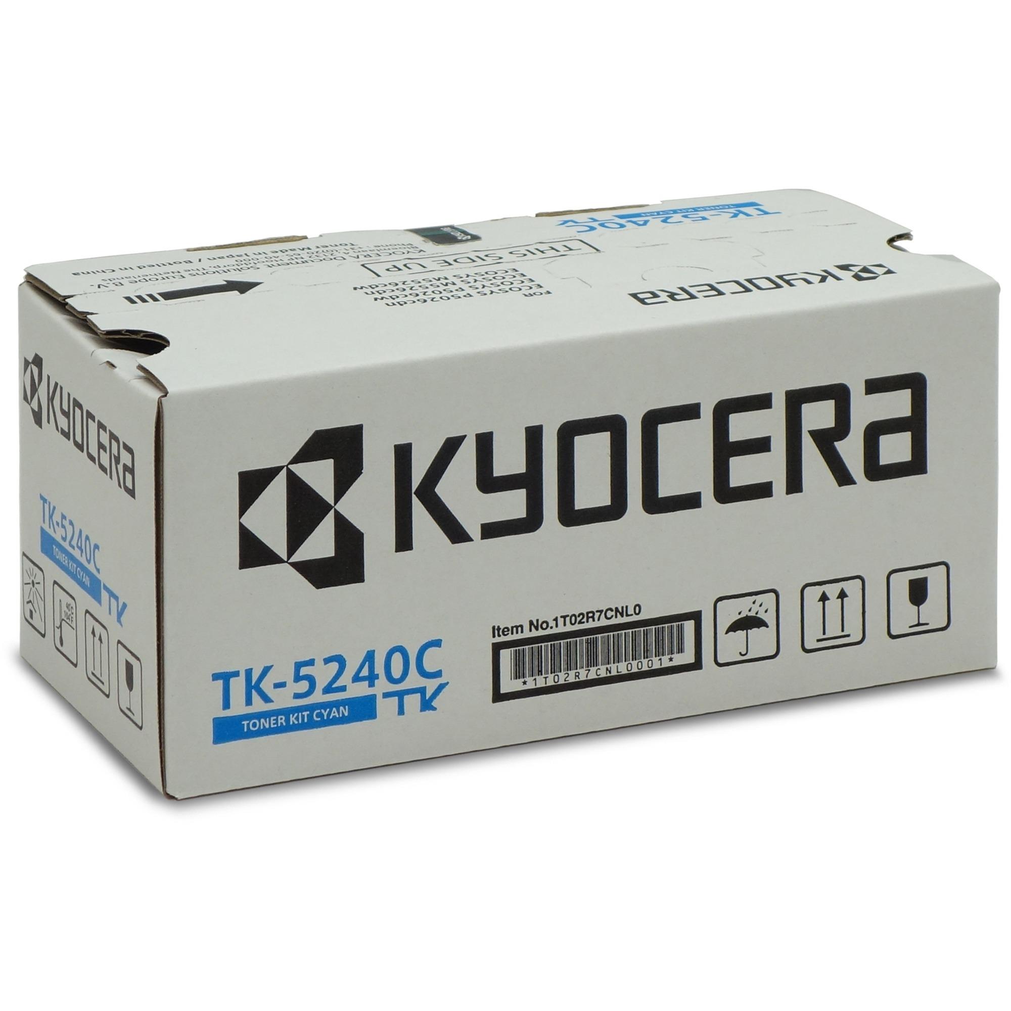 TK-5240C Toner laser 3000pages Cyan
