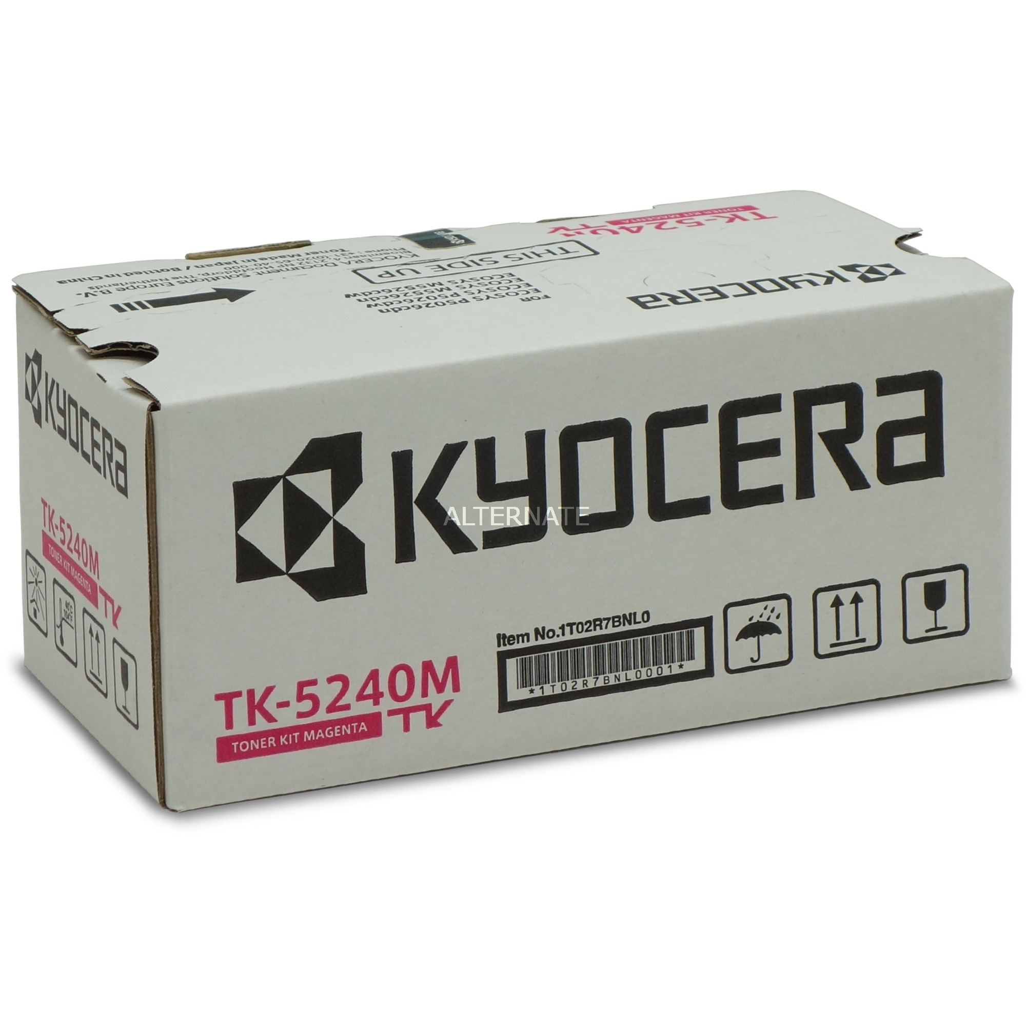 TK-5240M Toner laser 3000pages Magenta