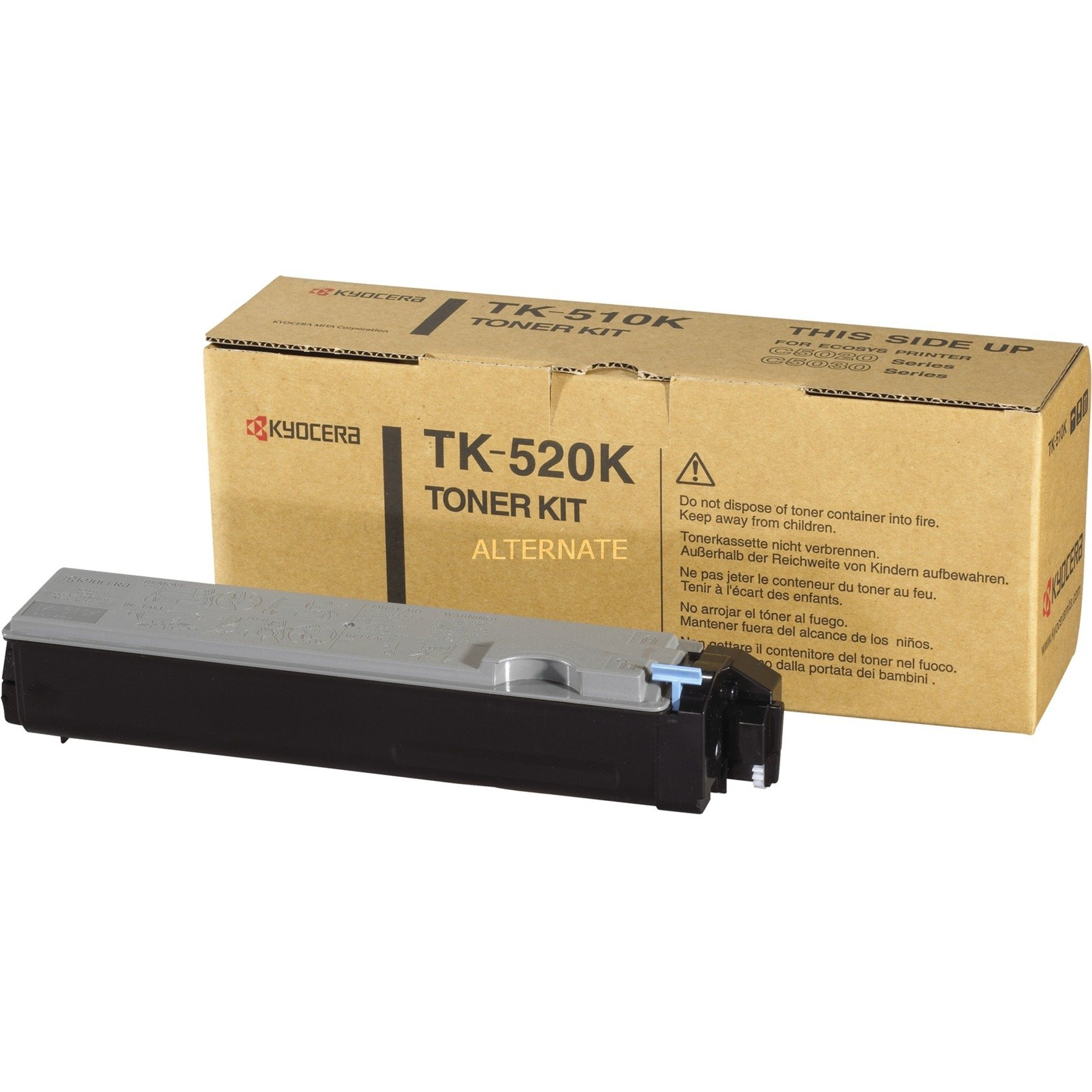 Toner Noir TK-520K