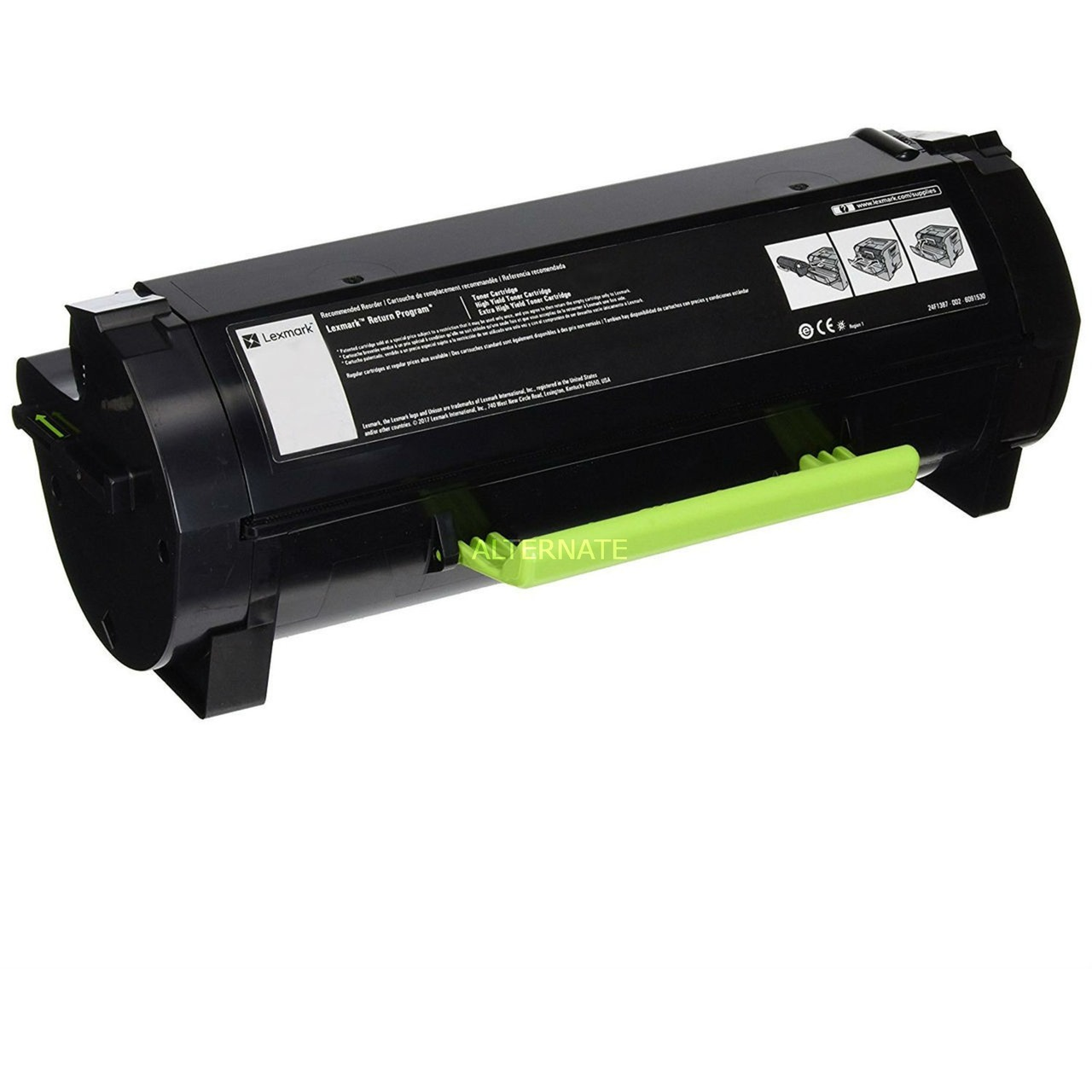 51B0HA0 Toner laser Noir cartouche toner et laser