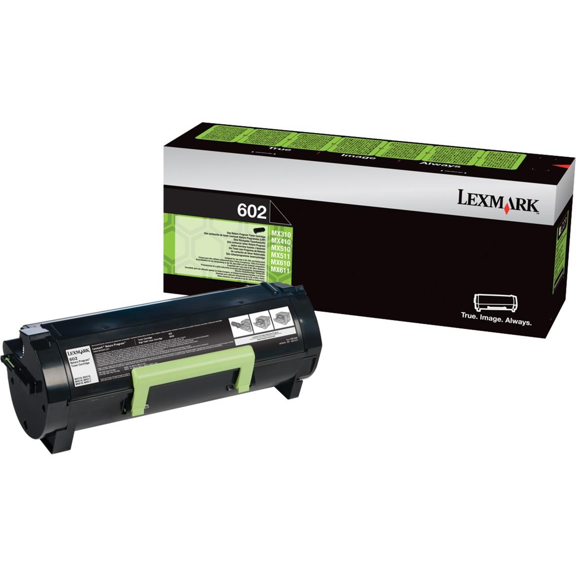 602E Toner laser 2500pages Noir