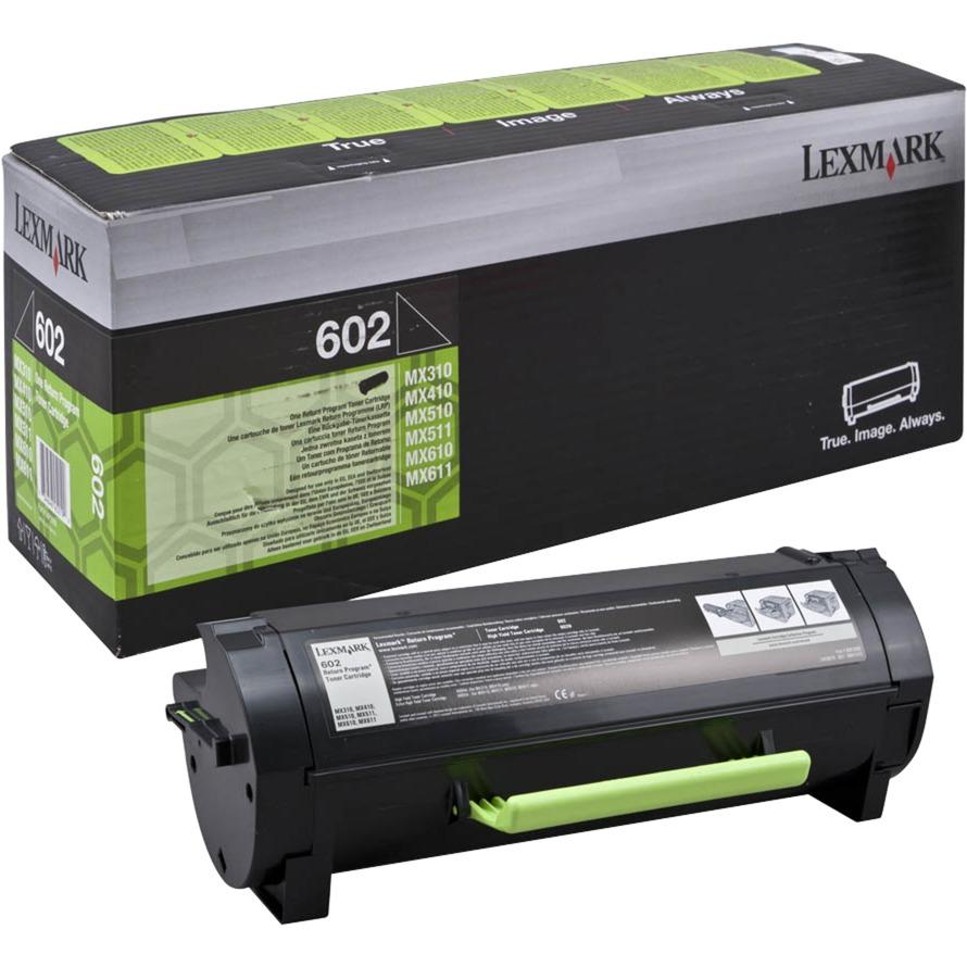 602 Cartouche laser 2500pages Noir, Toner