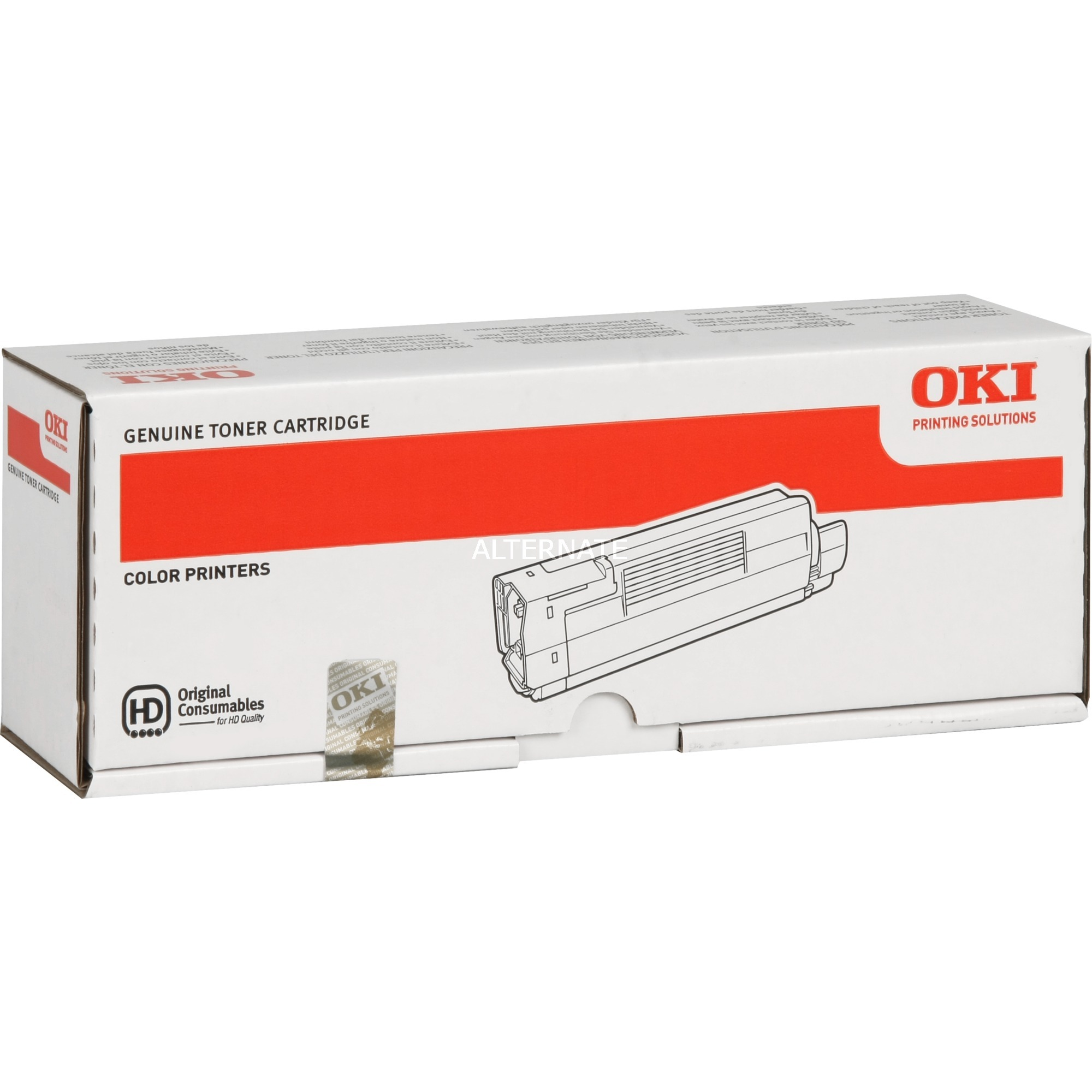 44315307 Cartouche laser 6000pages Cyan cartouche toner et laser