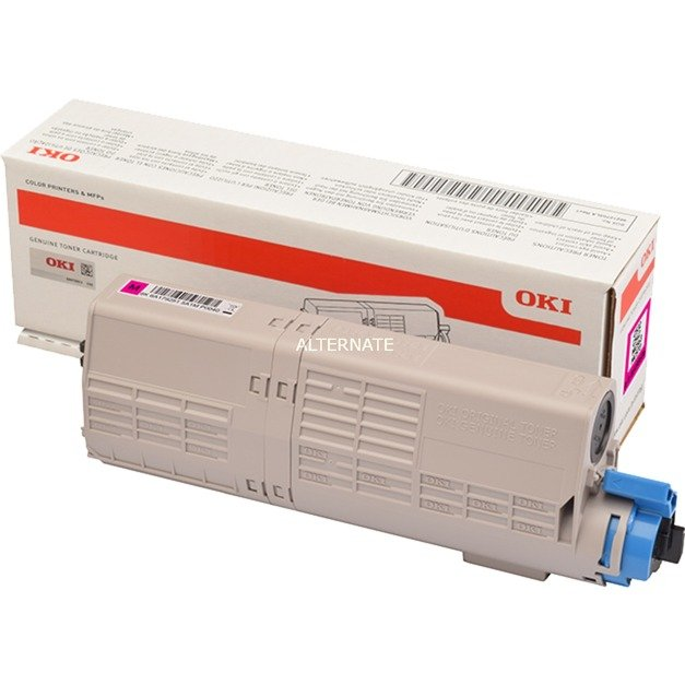 46490606 Toner laser 6000pages Magenta cartouche toner et laser