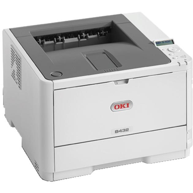 B432dn 1200 x 1200DPI A4, Imprimante LED