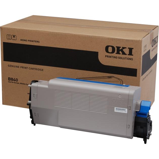 44661802 Toner laser 20000pages Noir cartouche toner et laser