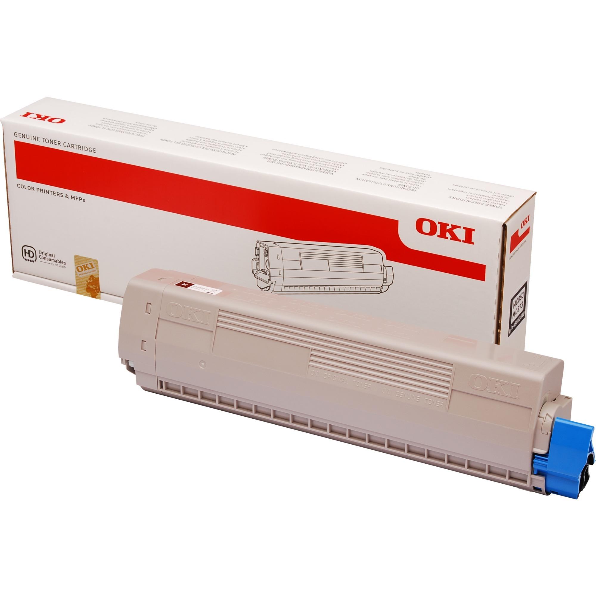 45862840 Toner laser 7000pages Noir cartouche toner et laser