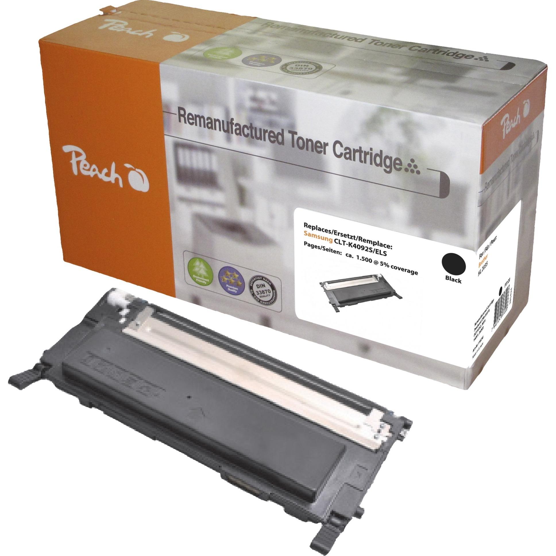 110447 Toner laser 1500pages Noir cartouche toner et laser