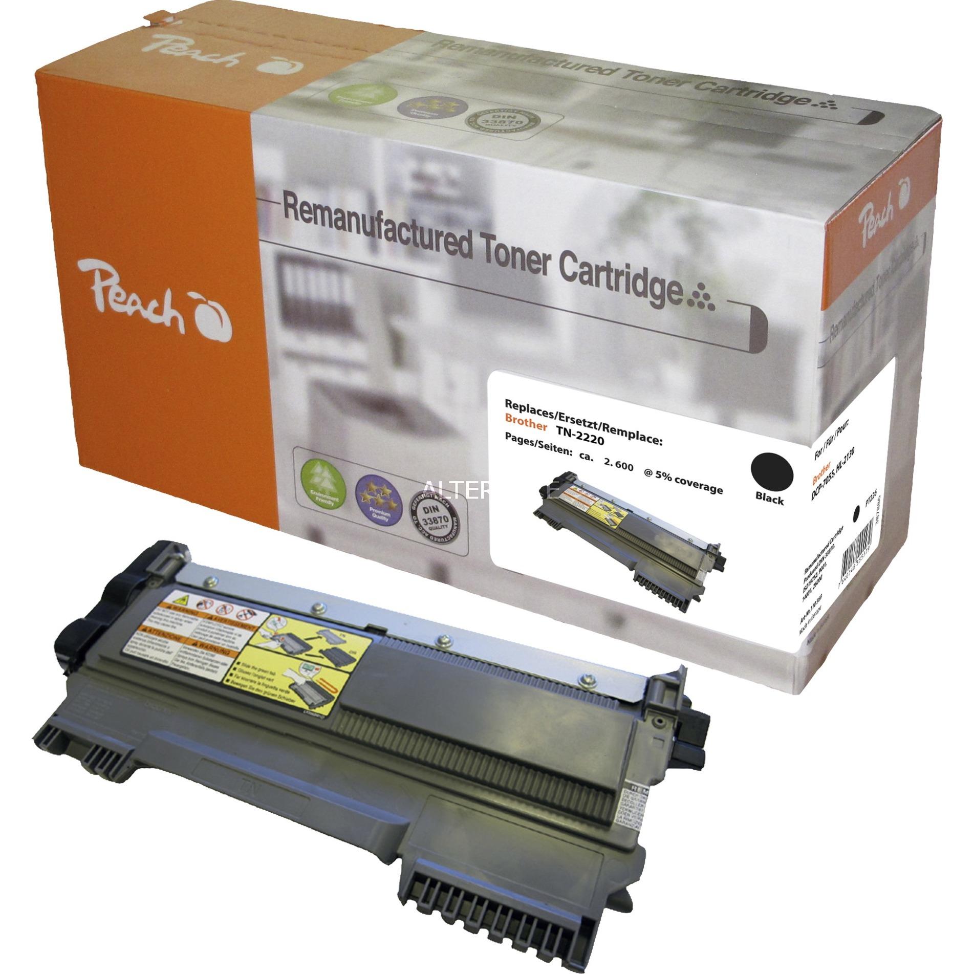 110811 2600pages Noir cartouche toner et laser