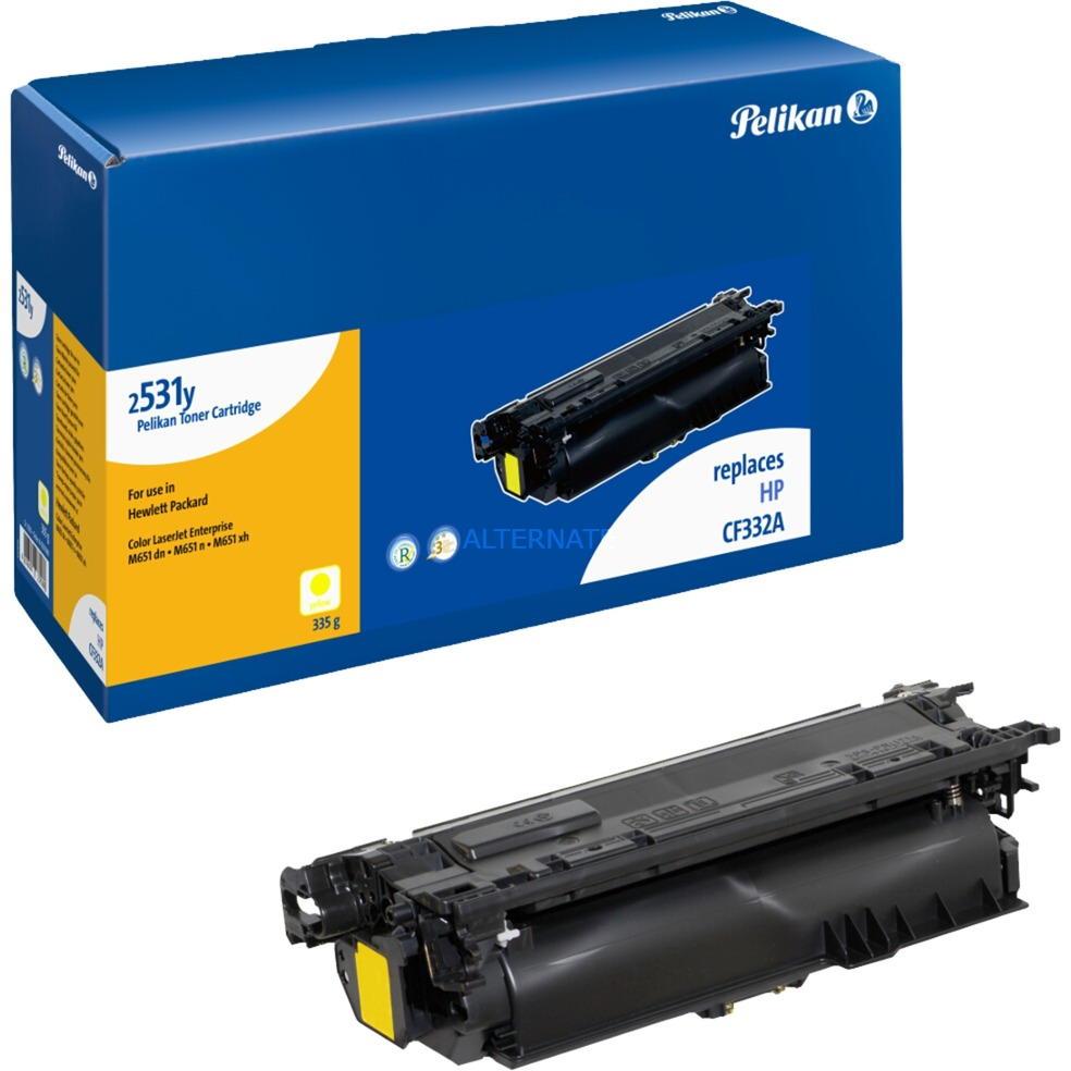 2531y Toner laser 15000pages Jaune