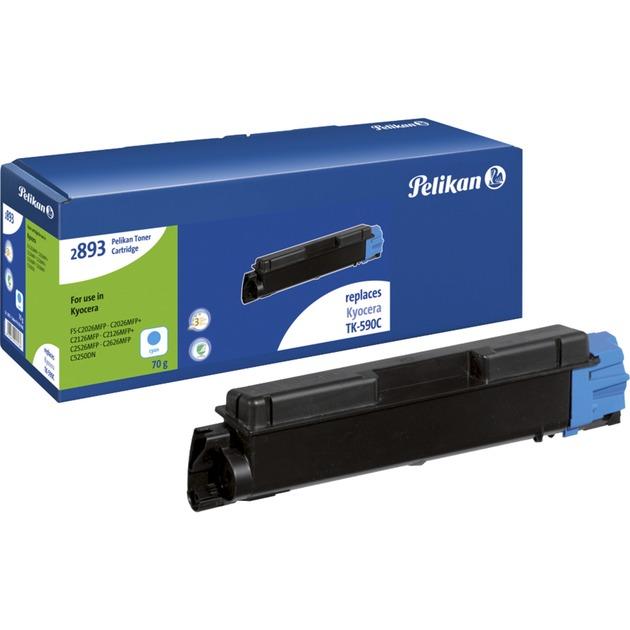 4218186 5000pages Cyan cartouche toner et laser