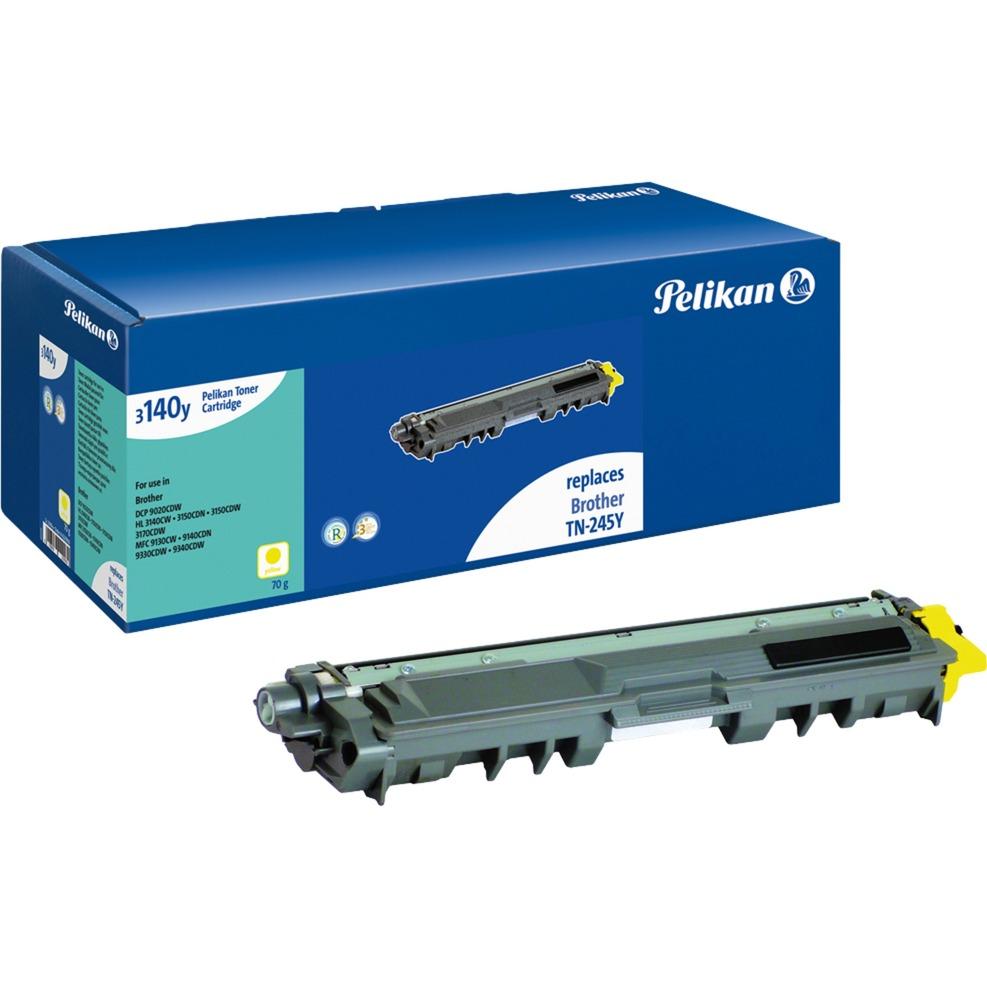 4229960 2200pages Jaune cartouche toner et laser