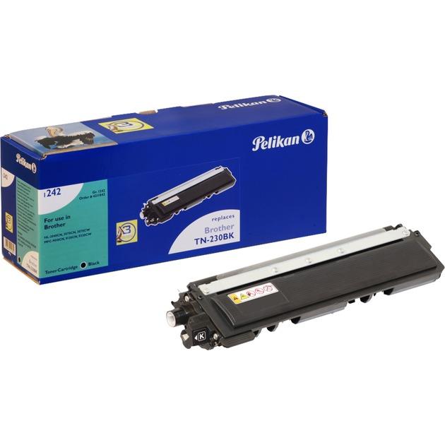 Brother TN-230 BK Cartouche laser 2200pages Noir, Toner
