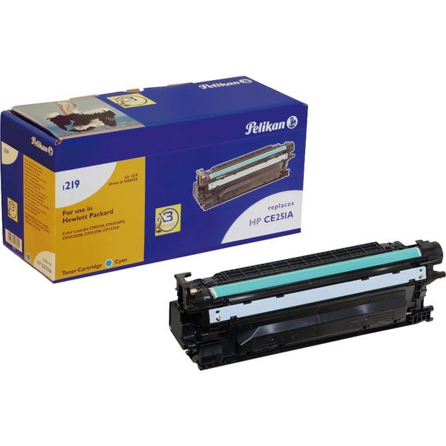 CE251A Cartouche laser 7000pages Cyan, Toner